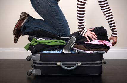 valise pour séjour linguistique