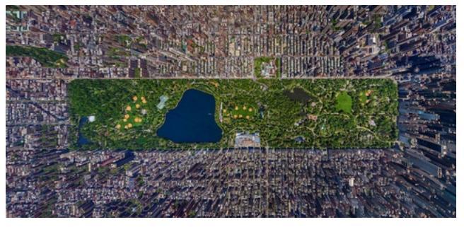 Manhattan, au coeur de New York