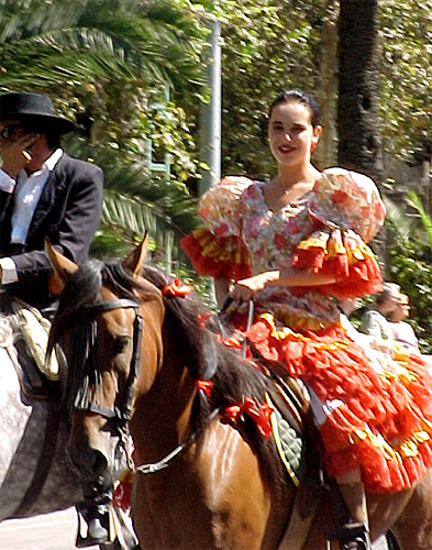 Traditions andalouses à Malaga