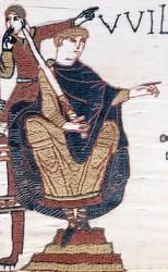 Guillaume le Conquérant, Tapisserie de Bayeux.