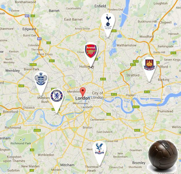 Club de football Londres