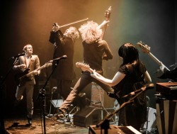 The Waterboys en concert