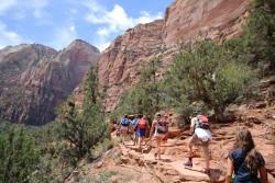 randonnées aux USA