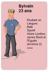 Un exemple de profil : accompagnateur de séjour