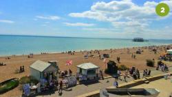 L'Angleterre c'est aussi la plage !
