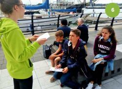 Sur les traces des corsaires, au cœur de Portsmouth
