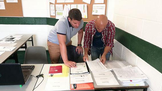 Vérification des documents, séjour linguistique en Irlande