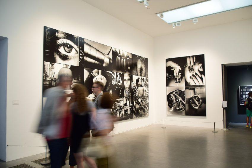 Exposition à la Tate Modern