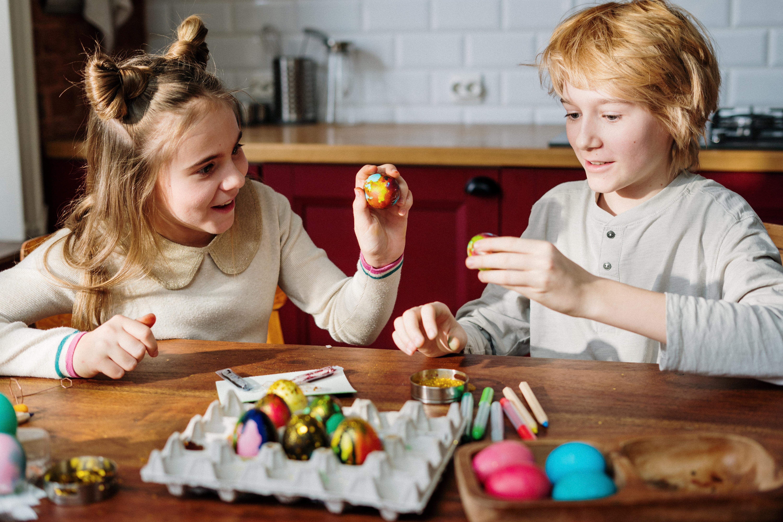 Royaume-Uni : Egg Rolling